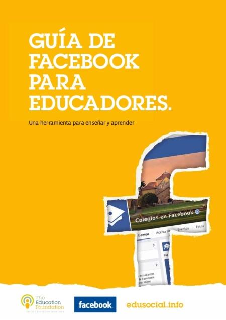 Guia facebook. Una herramienta para enseñar y aprender